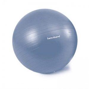 Anti Burst Gymnastikball Blau