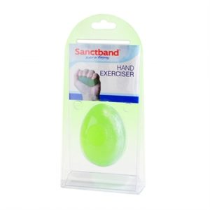 Sanctband Hand Exerciser Green